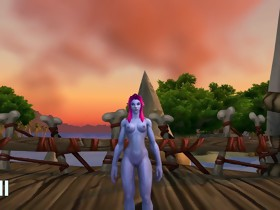 Warlords of Draenor Bare Patch Horde & neutral