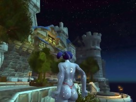 Nesti the Nelf Whore (New Model)