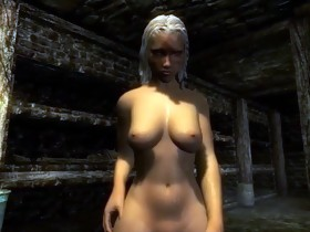 Skyrim Sexlab Defeat: Riften Guards