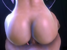 POV Doggy position Samus Aran (3D Hentai) Hot