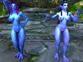 Warcraft Troll Cuties