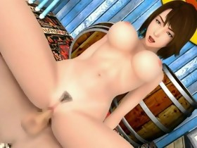 Yuna 3D sex compilation (Final Fantasy) porno clip - Pornos