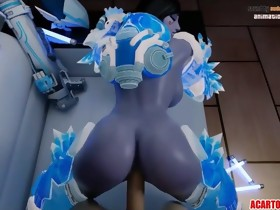 Yet some other hawt Overwatch porn compilation for fans