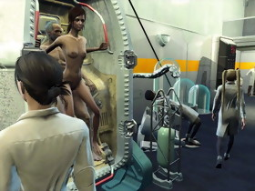 Fallout 4 Institute Lab Sex Experience